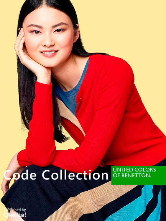 Ofertas de United Colors Of Benetton, Code Collection