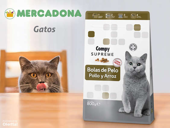 Ofertas de Mercadona, Mascotas
