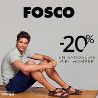 -20% en sandalias de piel para hombre