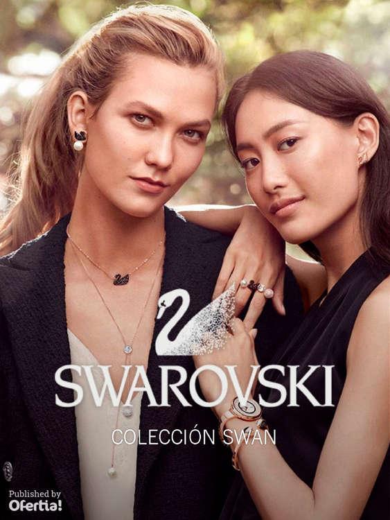 Ofertas de Swarovski, Swan Collection