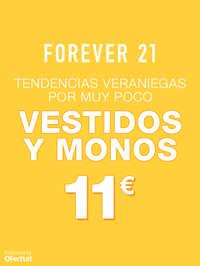 Vestidos y monos por 11€