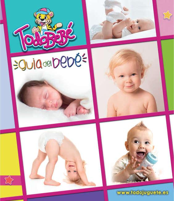 Ofertas de Todojuguete, Guía del bebé