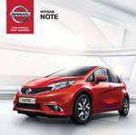 Ofertas de Nissan, Nissan Note
