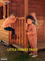 Ofertas de Mango Kids, Little forest tales