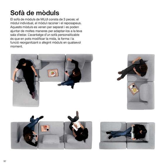 Comprar sof s modulares barato en madrid ofertia - Avant haus catalogo ...