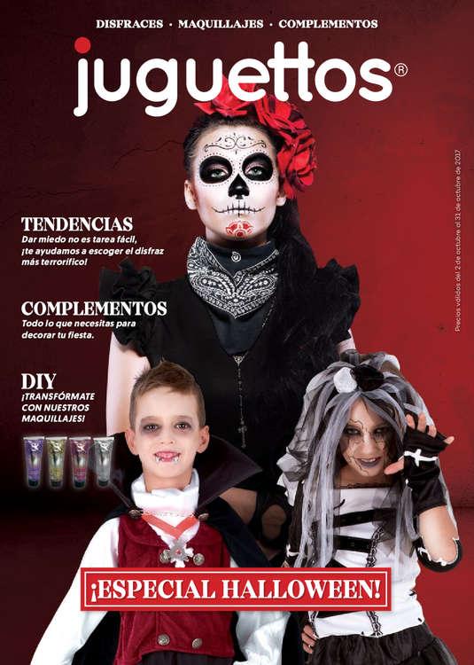 Ofertas de Juguettos, ¡Especial halloween!