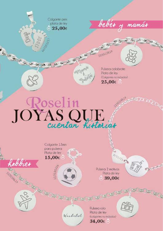 Ofertas de Roselín, Una joya muy personal