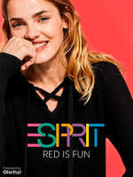 Ofertas de Esprit, Red is Fun