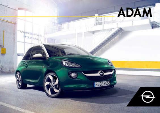Ofertas de Opel, ADAM