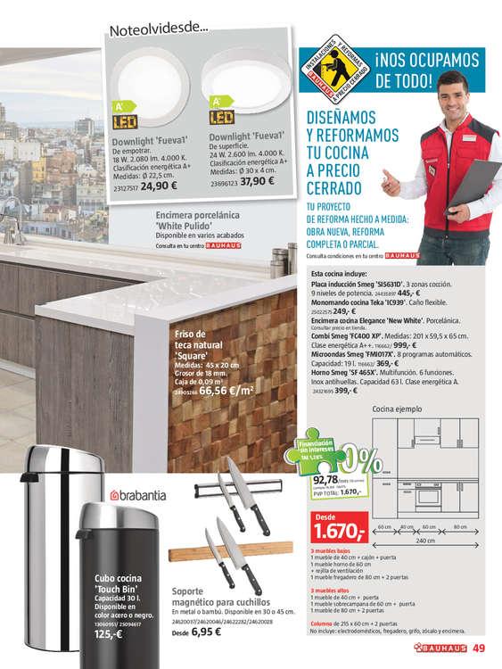 Comprar portacuchillos magnetico barato en barcelona ofertia for Muebles de cocina bauhaus