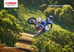 Ofertas de Yamaha, Gama Motocross 2019