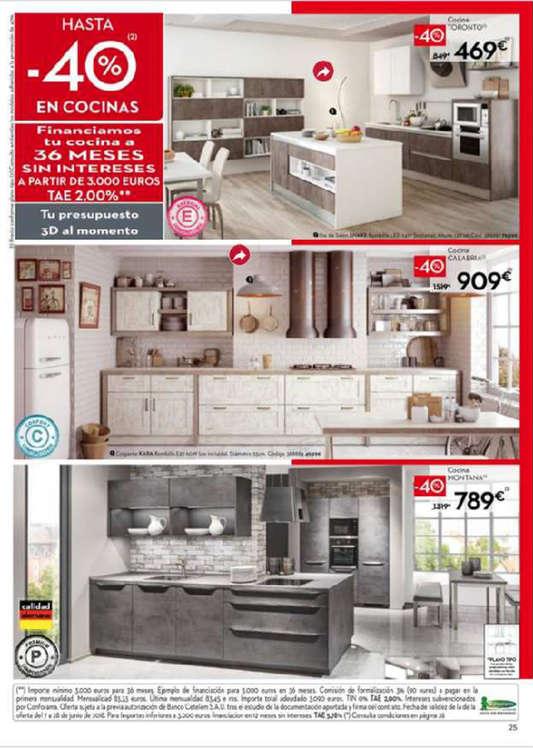 Comprar Muebles de cocina barato en Cáceres - Ofertia
