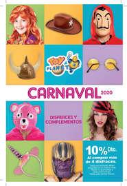 Carnaval 2020 disfraces y complementos