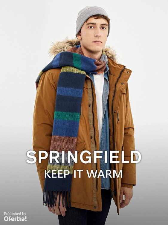 Ofertas de Springfield, Keep it warm