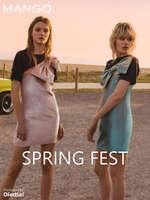 Ofertas de MANGO, Spring Fest