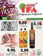 Ofertas de Cash Ifa, Especial Fiestas