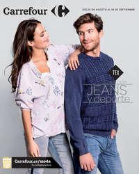TEX: Jeans y deporte