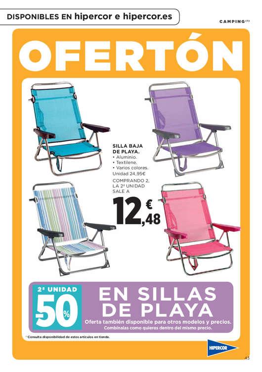 Comprar Silla Playa Barato En Zaragoza Ofertia