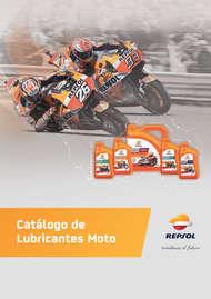 Catálogo de Lubricantes Moto