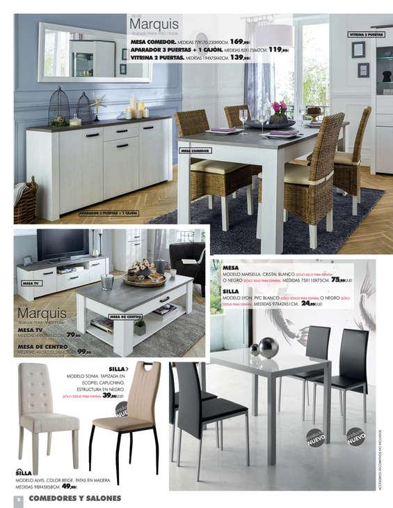 Comprar Conjunto mesa y sillas comedor barato en Amorebieta-etxano ...