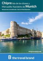 Ofertas de Barceló Viajes, Chipre y Munich