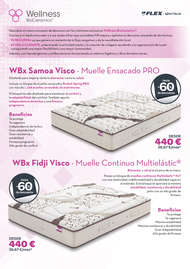 ¡Ya es hora de renovar tu cama!