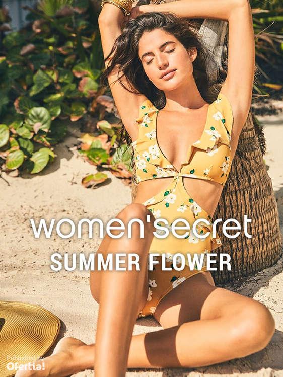 Ofertas de Women'Secret, Summer Flower