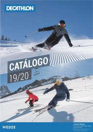 Catálogo Wedze 2019-2020