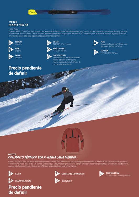 823c758702 Comprar Ropa de esquí barato en Bilbao - Ofertia