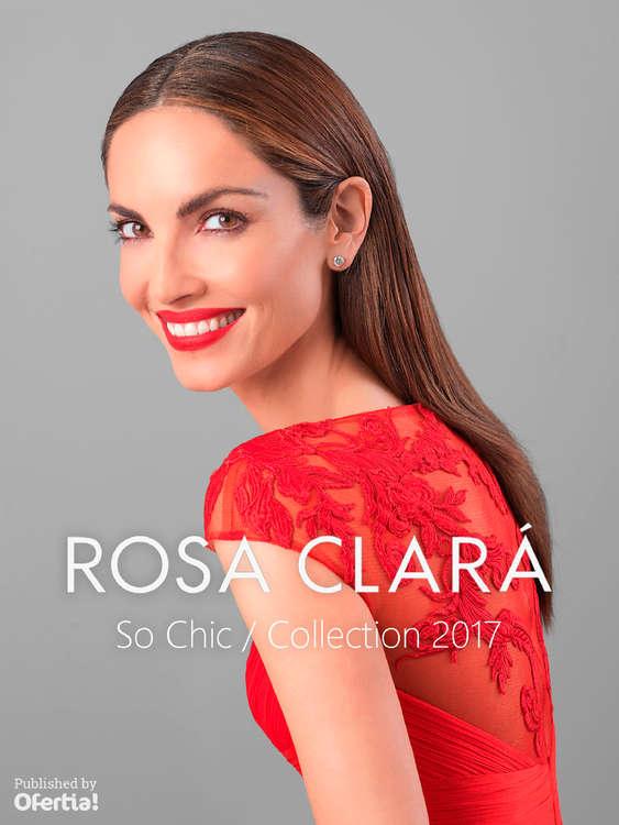 Ofertas de Rosa Clará, So Chic - Collection 2017