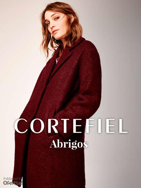 Ofertas de Cortefiel, Abrigos