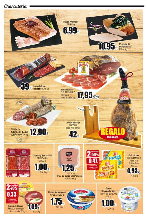 Comprar mascarpone ofertas y tiendas ofertia for Catalogo lidl leon