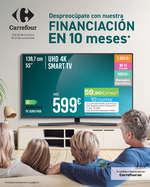 Ofertas de Carrefour, Despreocúpate con nuestra financiación en 10 meses