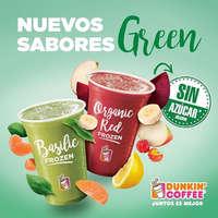 Nuevos sabores Green