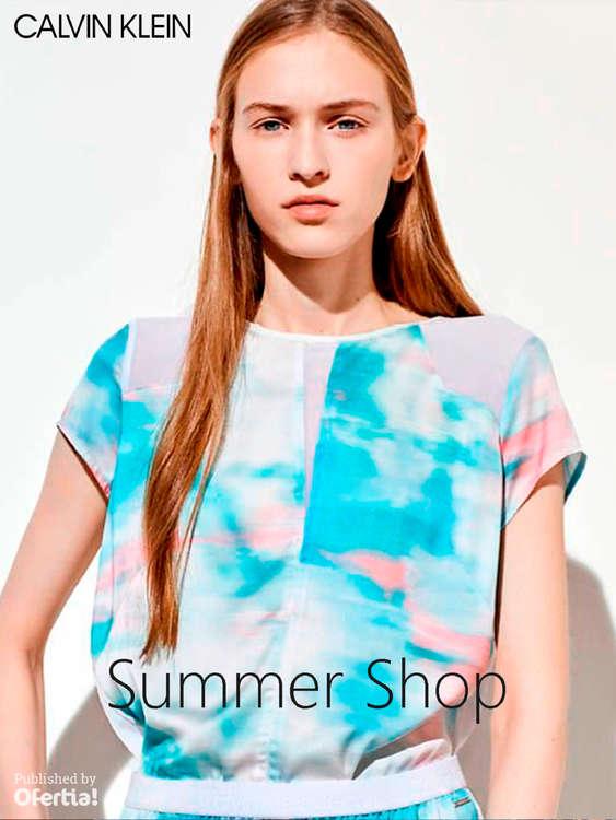 Ofertas de Calvin Klein, Summer Shop