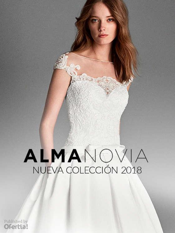 Ofertas de Alma Novia, Nueva Colección 2018