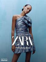 Ofertas de ZARA, Personal Best