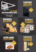 Ofertas de El Corte Inglés, Black Friday Gourmet