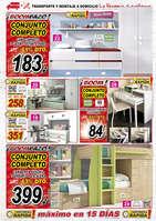 Ofertas de Muebles Boom, SALDOS ¡Vaciamos almacenes!