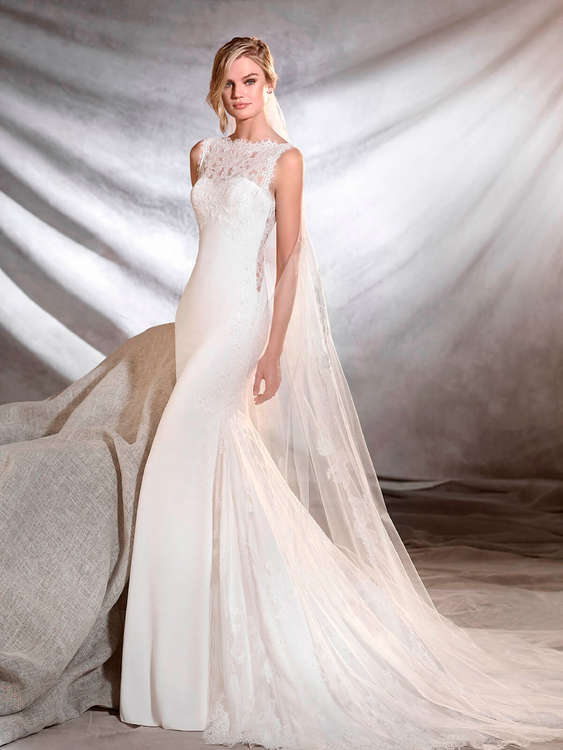 Vestidos de novia baratos alcorcon