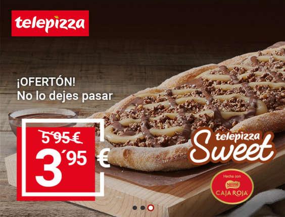 Ofertas de Telepizza, Ofertón