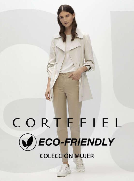 Ofertas de Cortefiel, Eco Friendly - Colección Mujer