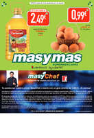 Ofertas de Masymas, Masymas Supermercados