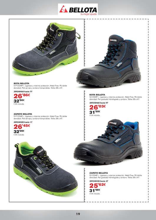 Comprar zapatos de seguridad barato en valencia ofertia for Zapateros baratos valencia