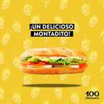 Ofertas de 100 Montaditos, Euro