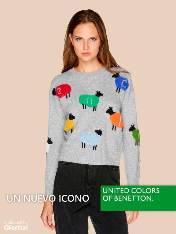 Ofertas de United Colors Of Benetton, Un nuevo icono
