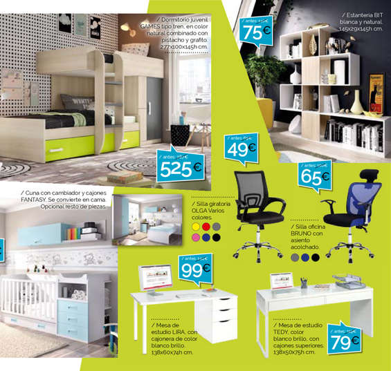 Comprar muebles de oficina barato en arnedo ofertia for Oferta muebles oficina