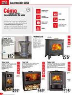 Ofertas de Bricodepot, Especial calefacción