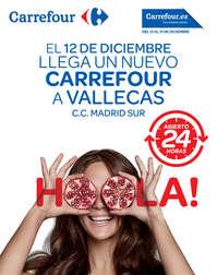 Llega un nuevo Carrefour a Vallecas