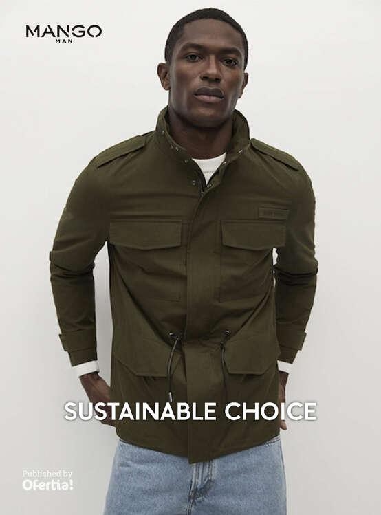 Ofertas de Mango Man, Sustainable choice